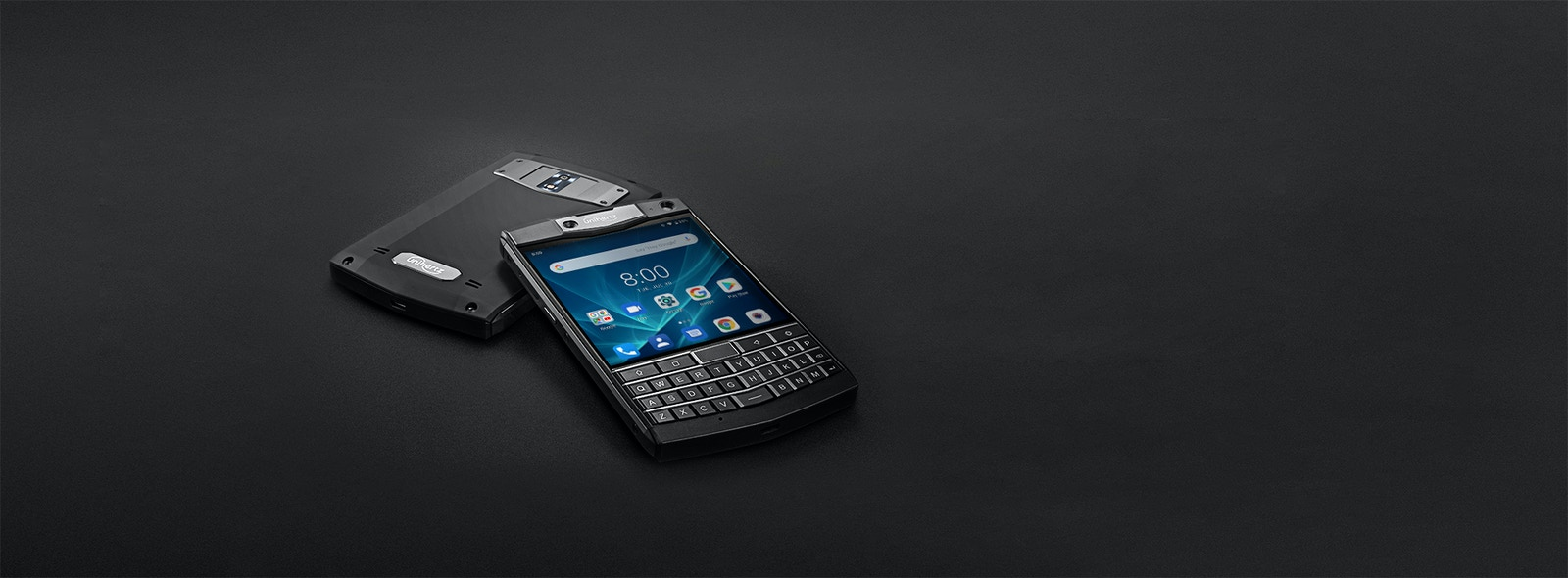 Update 6: Thank you - We Made It!! · Titan, Unihertz Rugged QWERTY Smartphone