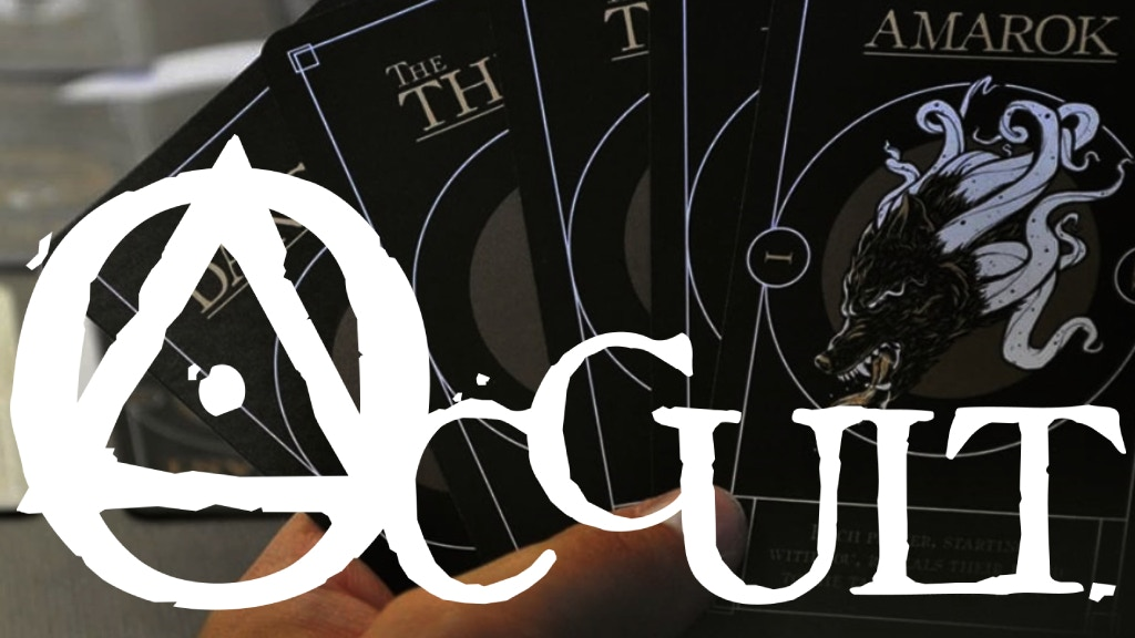 Occult: A strategic, fast-paced and chaotic card game project video thumbnail