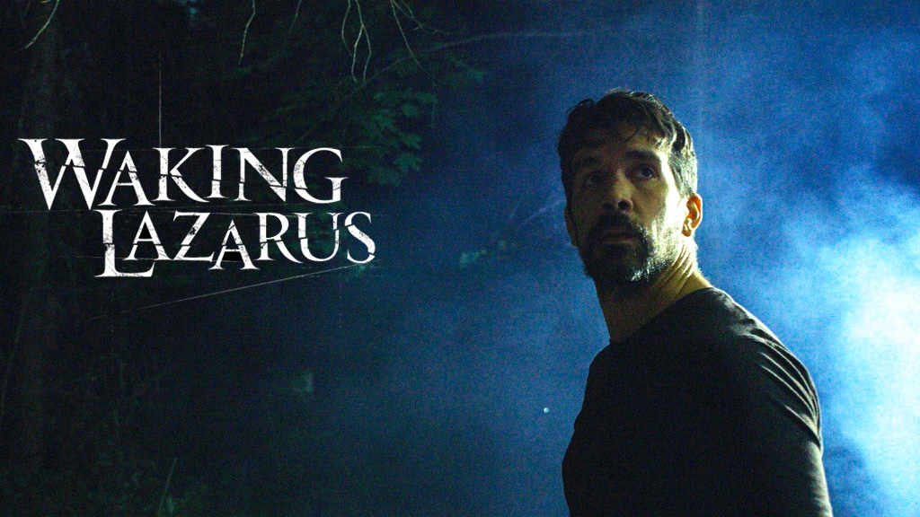Waking Lazarus: A Supernatural Thriller project video thumbnail