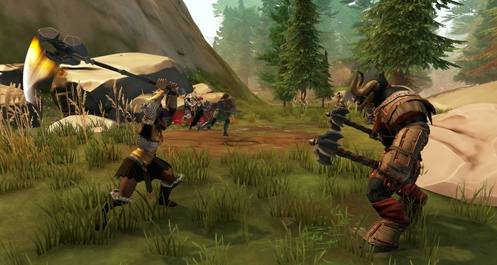 Crowfall - Throne War PC MMO by ArtCraft Entertainment, Inc