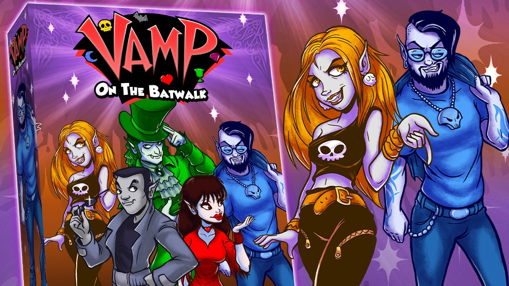 Vamp on the Batwalk project video thumbnail