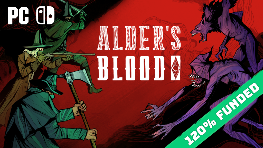 Alder's Blood - a Victorian-Western tactical stealth game project video thumbnail
