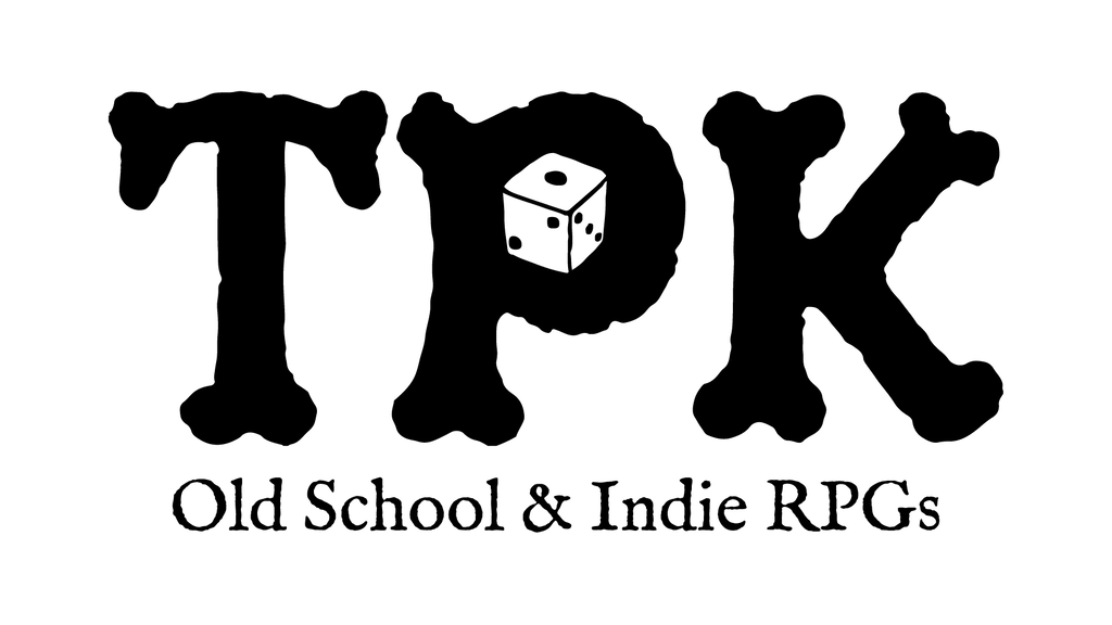 TPK: An indie horror gaming zine by Michael Francis