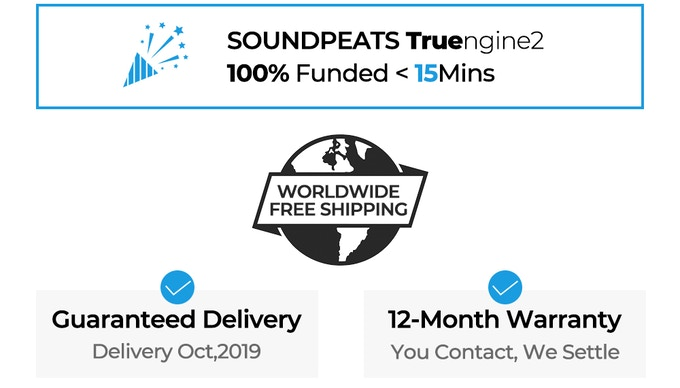 SOUNDPEATS Truengine2: The HiFi Dual-Driver TWS Earbuds