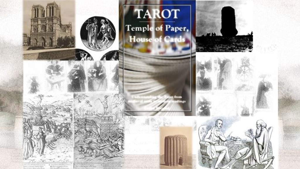 Exploring the Tarot's Paper Temple, One Page At A Time by