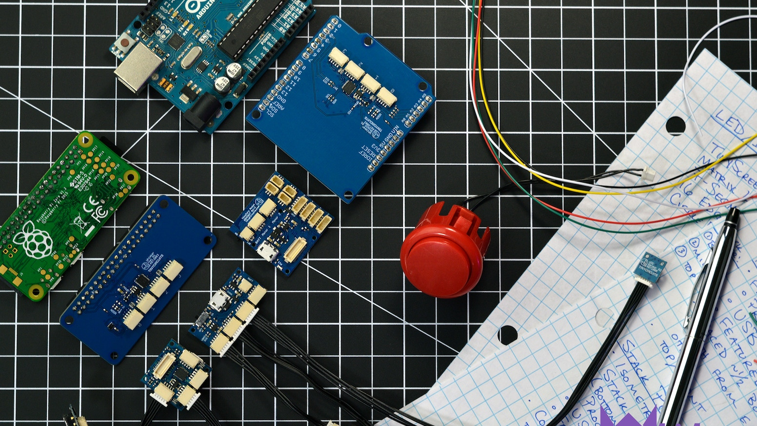 Whiskers by TinyCircuits are new teeny - tiny form factor boards created to add new capabilities to your projects in a big way!