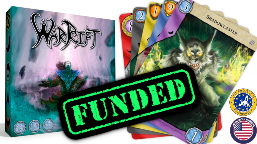 WarRift: Deckbuilding Game project video thumbnail