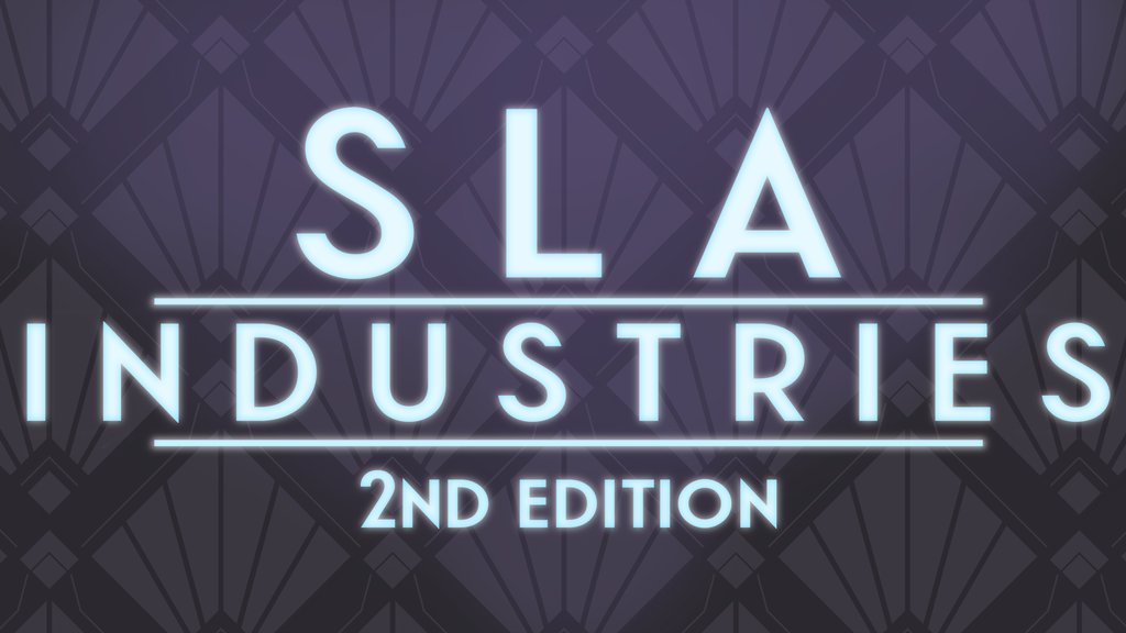 SLA Industries: 2nd Edition project video thumbnail