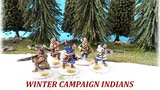 28mm French & Indian War - 'Winter Campaign' French Regulars thumbnail