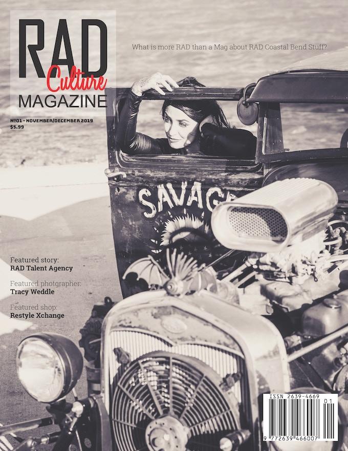 RAD Culture Magazine