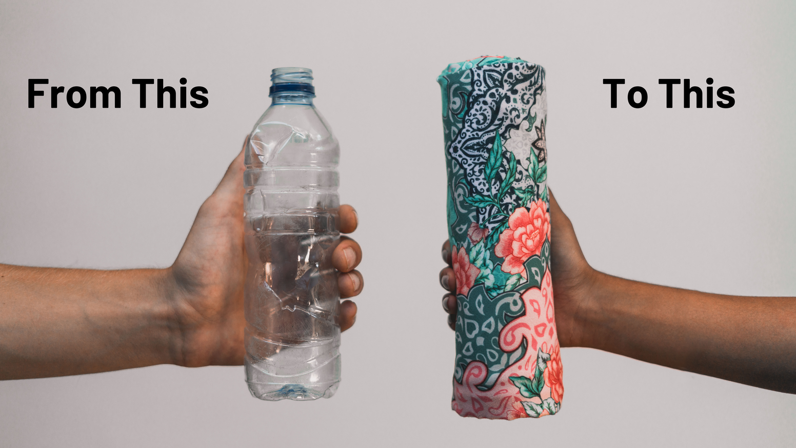 Made from 85% recycled plastic bottles. The most stylish, soft, functional, and versatile towel for travel and everyday adventures