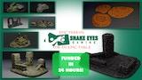 3D Printable Tabletop Gaming Terrain - Volume 1 thumbnail