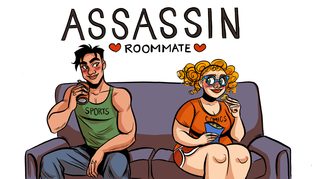 Project image for Assassin Roommate Season 1