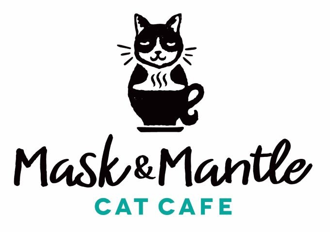 Mask and Mantle Cat Cafe, Victoria BC