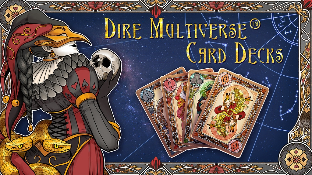 Dire Multiverse Poker Decks Plus... project video thumbnail