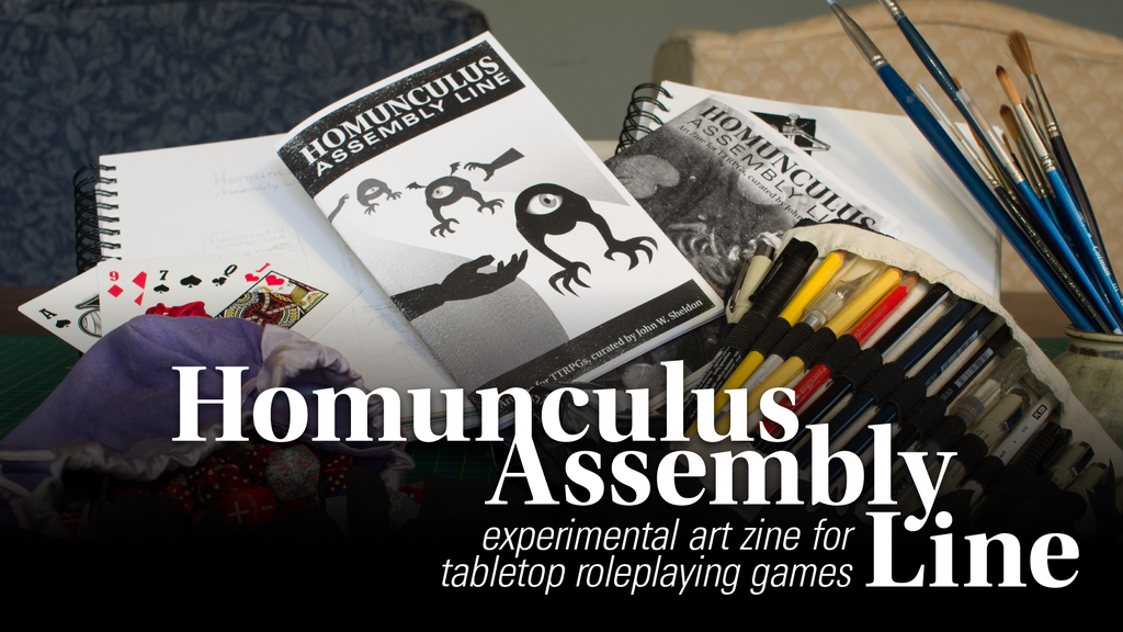 Homunculus Assembly Line project video thumbnail