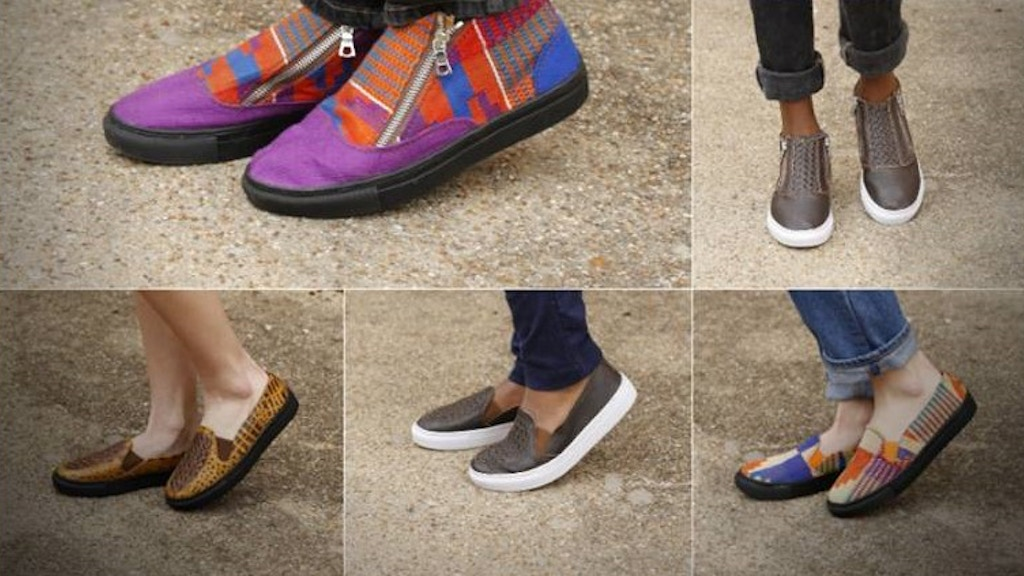 Ethical and Exquisite Handcrafted footwear from Ghana project video thumbnail