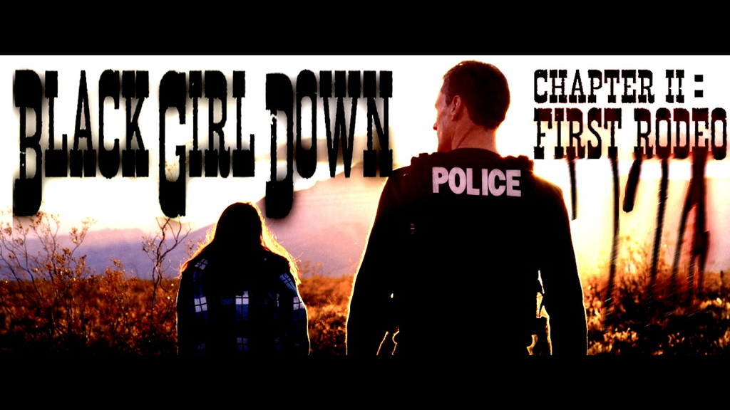 Project image for Black Girl Down - Welcome to modern slavery...