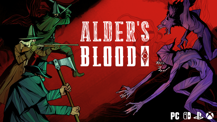 Alder's Blood is a turn-based, tactical stealth game for PC, Switch, PS4 & XO. Pack your bag, reload your gun and hunt the corrupt God!