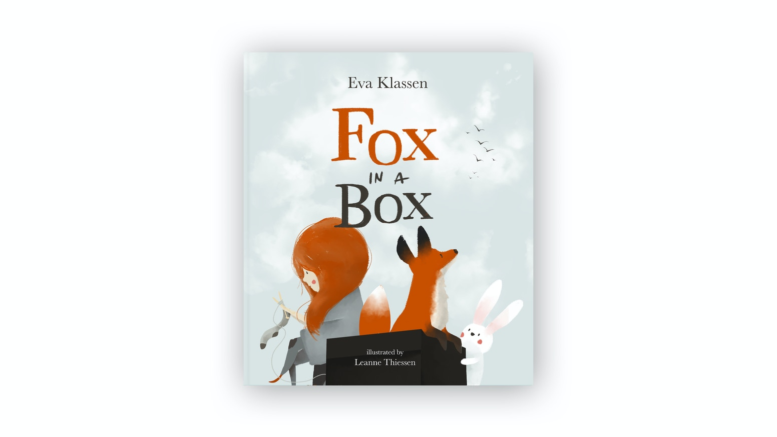 When getting into his box is getting quite tough, Fox discovers he has more than enough!