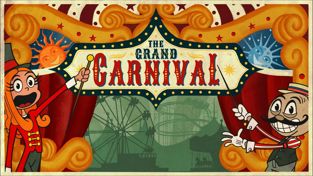 The Grand Carnival project video thumbnail