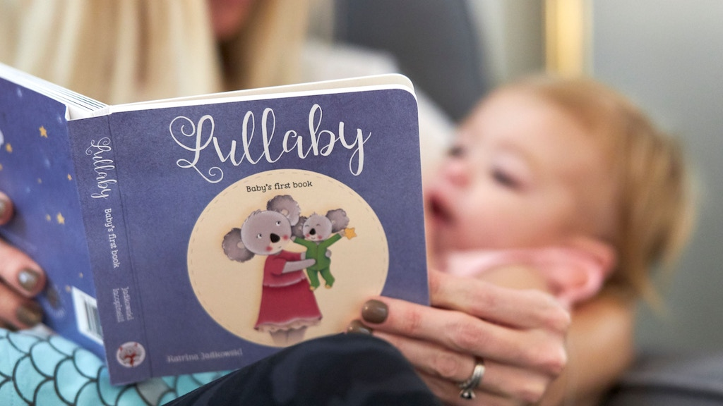Lullaby-Baby's First Book project video thumbnail