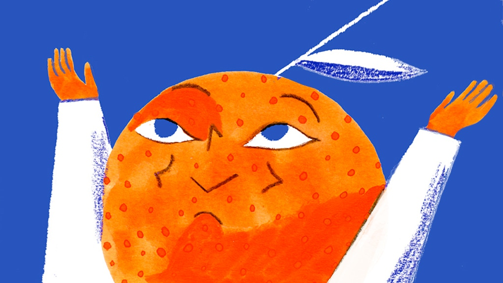 Project image for The Orange Who Ruled The World