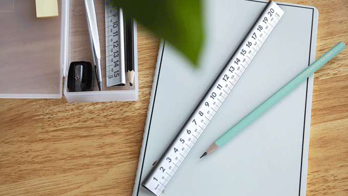 The 30° Ruler 2.0 – One Ruler To Rule Them All
