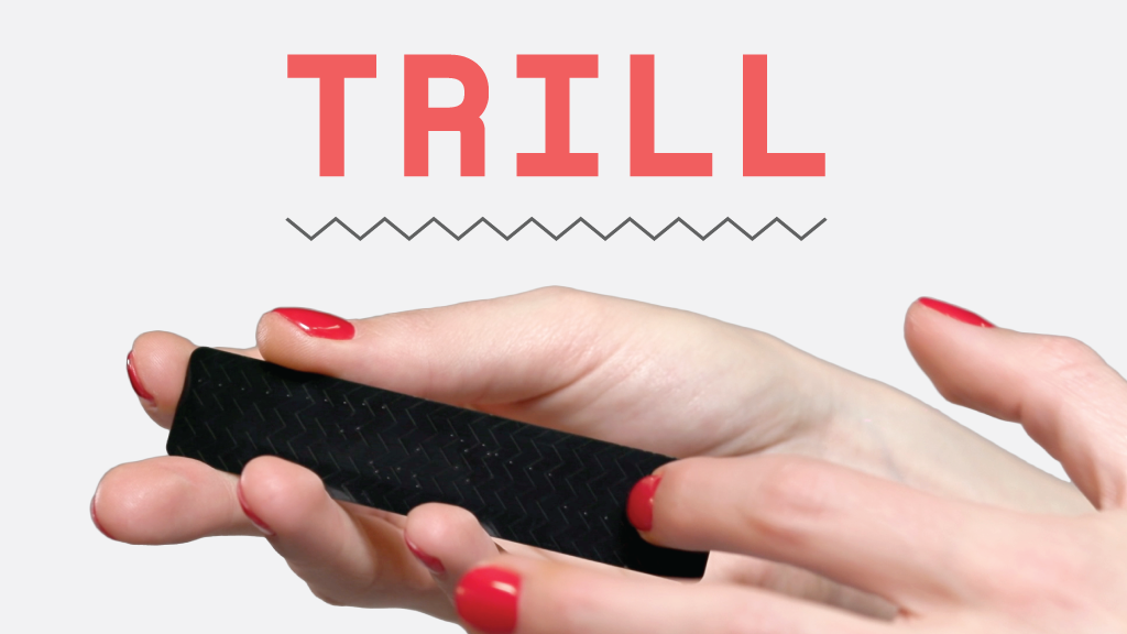 TRILL: Touch Sensing for Makers project video thumbnail