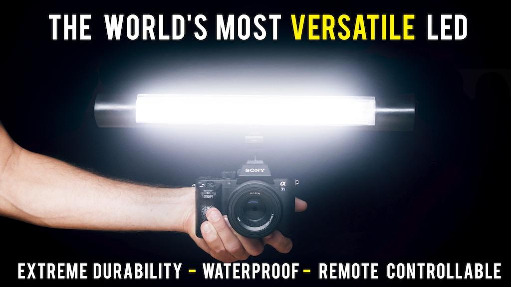 Lumin8: The World's Most Versatile LED Light project video thumbnail