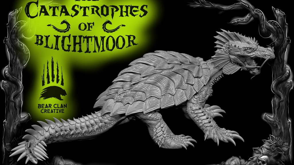 Project image for The Catastrophes of Blightmoor