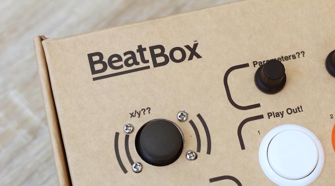 Beatbox by Rhythmo - DIY Cardboard MIDI Controller Kit