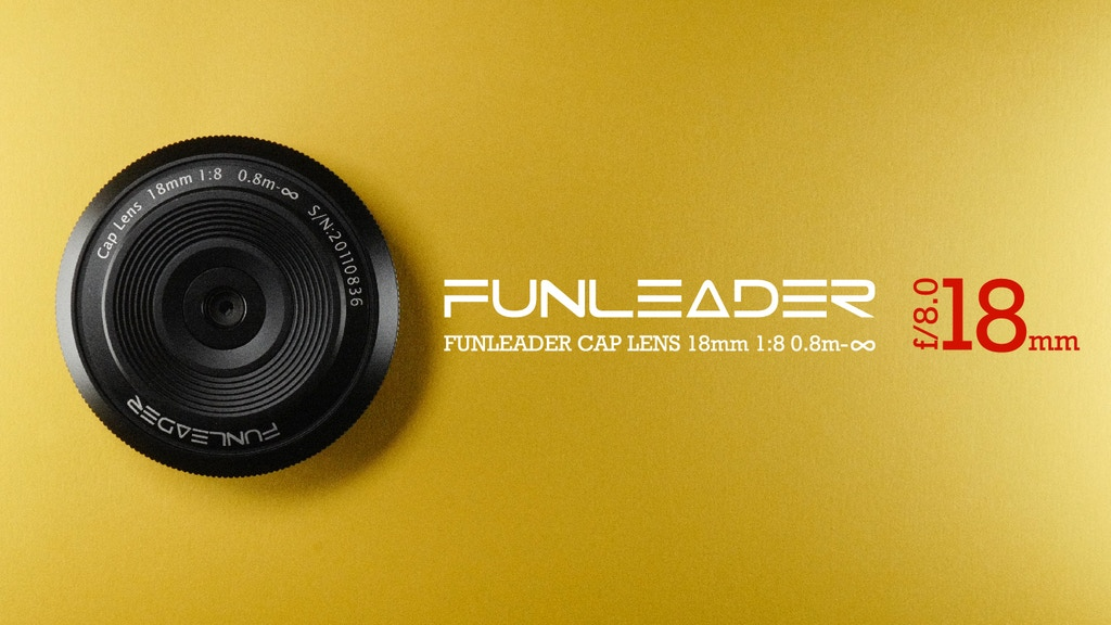 The Slimmest: Funleader CapLens 18mm f/8.0 project video thumbnail
