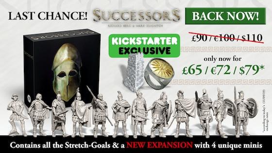 Discover » Games / Tabletop Games — Kickstarter