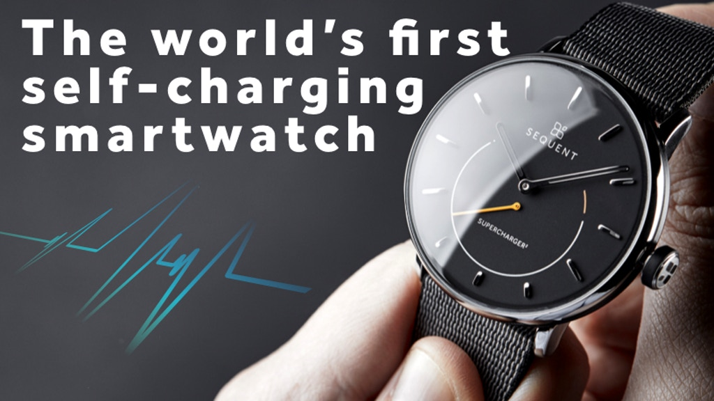 The world's most sustainable hybrid smart watch project video thumbnail