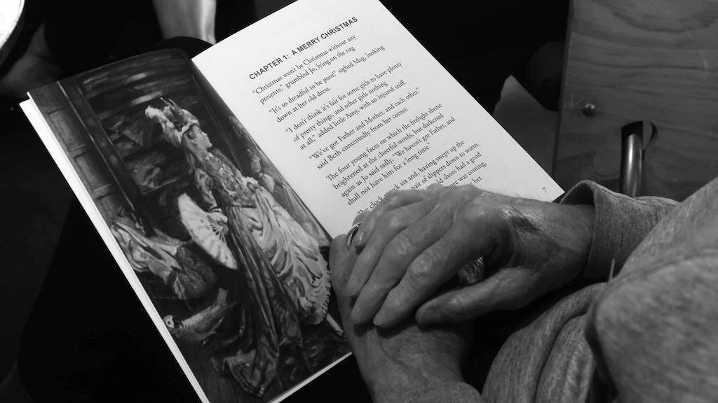 Dovetale Press Books: Promote Dementia-friendly Libraries project video thumbnail