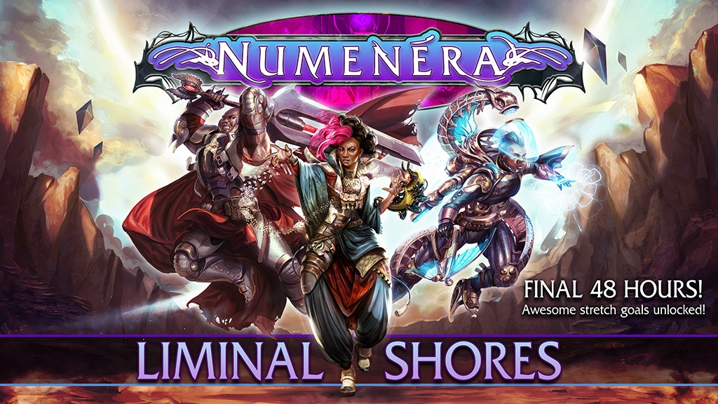 Numenera: Liminal Shores project video thumbnail