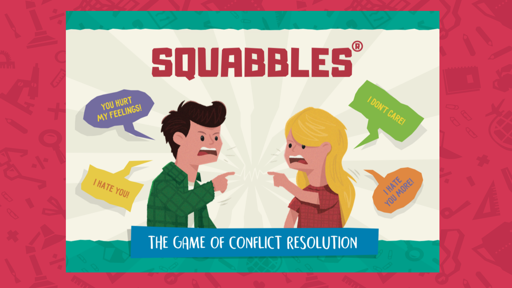 SQUABBLES: The Game Of Conflict Resolution project video thumbnail