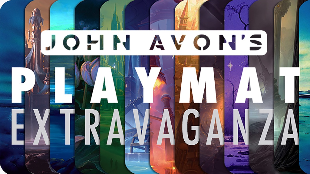 Project image for John Avon's Playmat Extravaganza