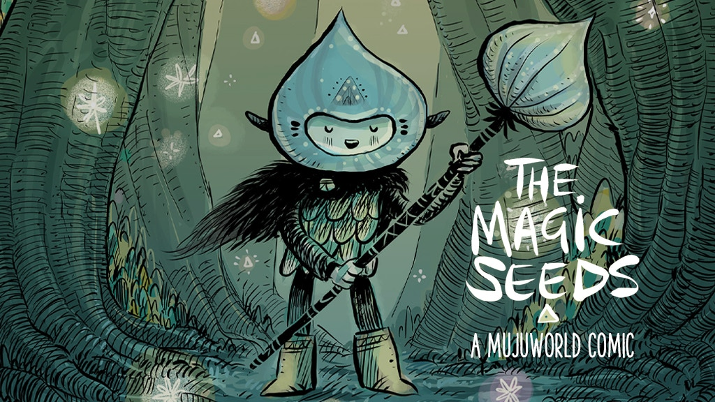 The Magic Seeds - Mujuworld Comic project video thumbnail