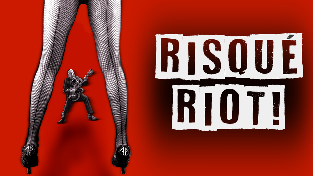 Risqué Riot: An exciting new original album by Mitch Polzak! project video thumbnail