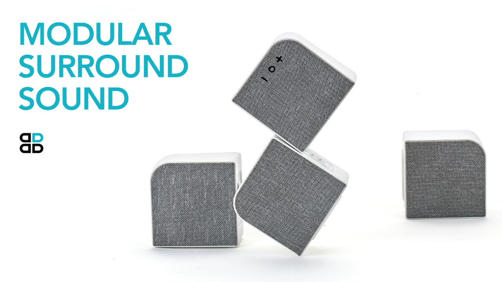 SIMO: World's Most Portable- Surround Sound Speaker System project video thumbnail