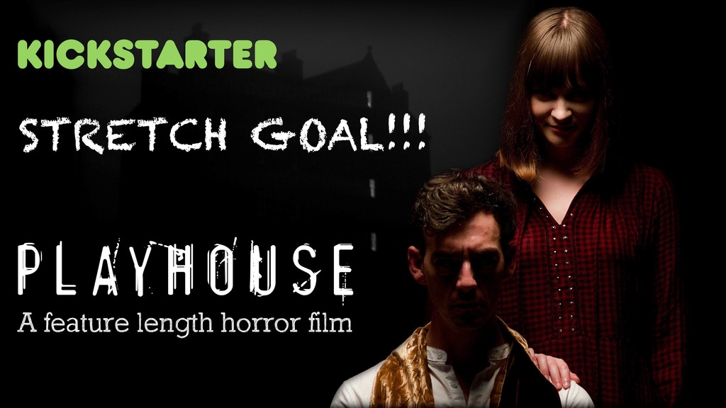 Playhouse (feature film) Scottish Castle Horror project video thumbnail