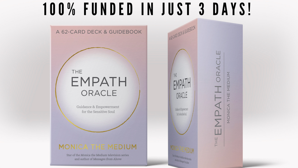 The Empath Oracle - Created by Monica the Medium project video thumbnail