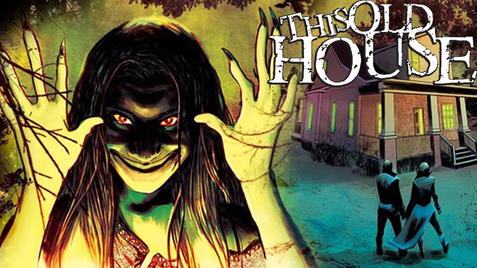 This Old House Issue #1 by Dani Colman — Kickstarter