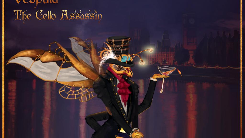 Project image for Vespula & The Cello Assassin