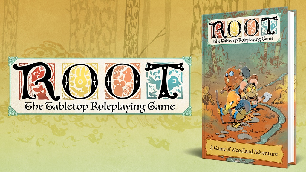 Root: The Tabletop Roleplaying Game project video thumbnail