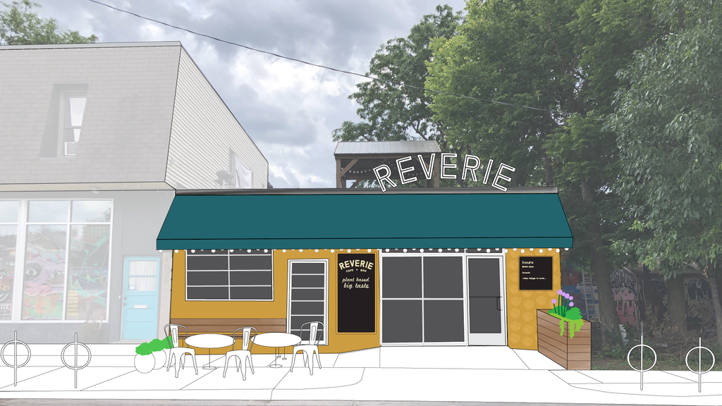 Reverie Cafe + Bar project video thumbnail