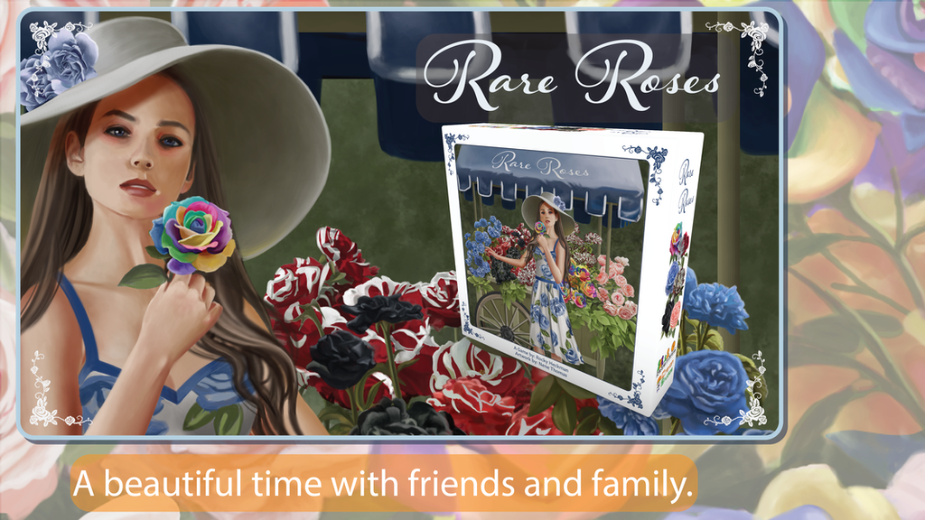 Rare Roses project video thumbnail