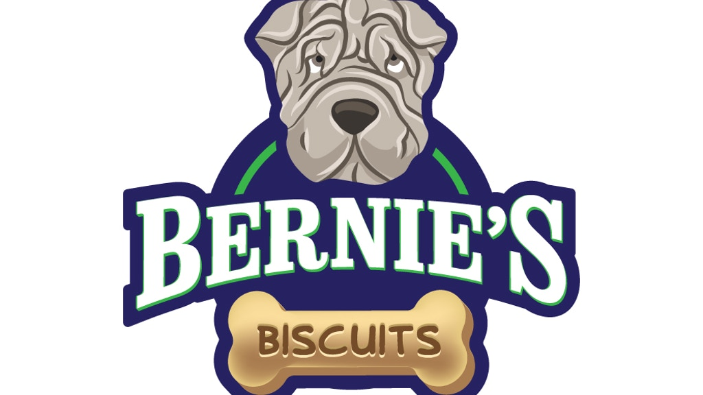 Bernie's Biscuits:Dog Cookies project video thumbnail